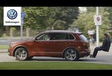 Volkswagen Tiguan Allspace: reclame voor derde zitrij
