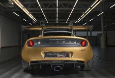 Lotus Elise Cup 260 is lichter én zwaarder
