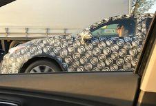 Toyota Prius SUV betrapt op de E40