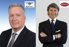 Bentley et Bugatti ont de nouveaux patrons