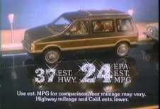 1984 : la magie des débuts du monospace
