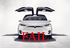 Tesla Model X het minst betrouwbaar, Kia Niro scoort het best