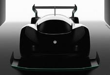Volkswagen wil Pikes Peak-record van Loeb
