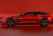 Aston Martin Zagato Shooting Brake: 99 exemplaren