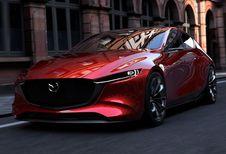 Mazda Kai Concept: toekomstige Mazda 3 in Tokio