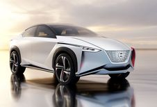 Concept IMx : Nissan mise sur le SUV électrique