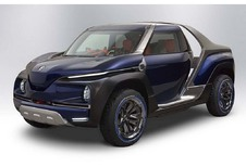 Yamaha Cross-Hub Concept : pick-up de poche !