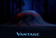 Aston Martin Vantage : le teaser