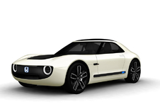 Honda Sports EV is leuke elektrische retrocoupé