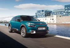 Citroën C4 Cactus : sans les coussins