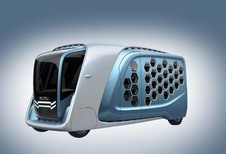 Isuzu FD-Si: bestelwagen van de toekomst