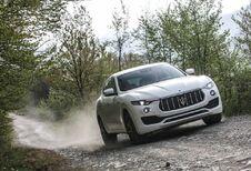 Maserati : un second SUV d'ici 2020
