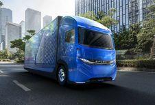 E-Fuso : le camion électrique de Daimler