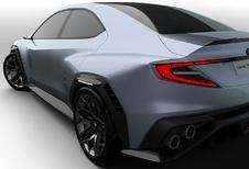 Subaru Viziv Performance kan nieuwe WRX STI worden