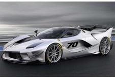 Ferrari FXX K Evo : superlatif ²