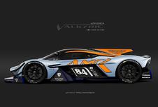 Aston Martin maakt 25 circuitversies van de Valkyrie