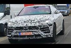Lamborghini Urus : test sur le Nürburgring