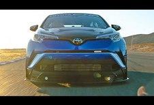 Toyota C-HR R-Tuned : 600 ch