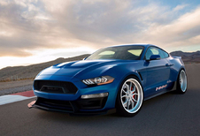 Shelby Ford Mustang 1000 heeft 1.000 pk