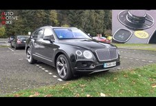 Video – Bentley Bentayga hybride op de Nürbrugring