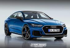 Grijpt Audi RS7 Sportback naar hybride aandrijfgeheel?