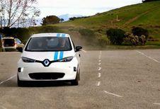 Autonome Renault voert succesvol uitwijkmanoeuver uit