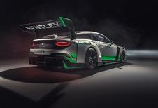Spoilers staan de nieuwe Bentley Continental GT opperbest