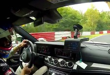 Mercedes E Break 63 S AMG : Record sur le Nürburgring !