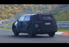 VIDÉO - Hyundai : premiers tours de roues pour le futur Santa Fe  #1