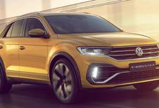 Volkswagen T-Rocstar : sur un air de R