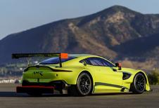Nieuwe Aston Martin Vantage hijst zich meteen in racepak