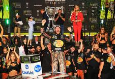 Nieuwe kampioen en veel tranen in NASCAR-finale