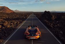 Nieuwe eDrive-technologie en Roadster-versie voor de BMW i8