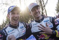 Het is beslist, wereldkampioen Sébastien Ogier blijft bij M-Sport