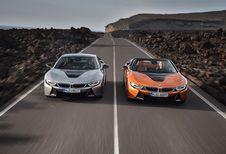 VIDÉO – BMW i8 et i8 Roadster : plus d'autonomie