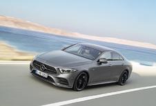 Nieuwe Mercedes CLS is meer dan mooie E-Klasse