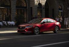 Mazda 6 : nouveau moteur et bois de sen