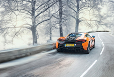 Gratis onderhoud voor de McLaren Sports Series