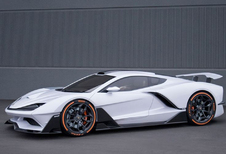 Aria FXE: Hybride Amerikaanse hypersportwagen #1
