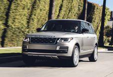 Range Rover SVAutobiography 2018: toppunt van luxe?