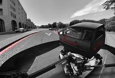 Honda s'offre un simulateur de conduite à la pointe