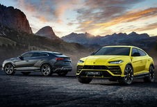 Lamborghini Urus is een supercar in SUV-outfit
