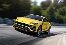 Lamborghini Urus: de snelste der SUV's
