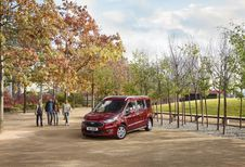 Ford retoucheert Courier en Connect