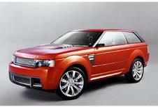 Range Rover : un Range coupé à 2 portes à l'étude