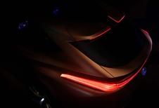 Lexus LF-1 Limitless : le concept de crossover de luxe à Détroit 2018