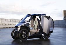 EU-Live : quadricycle urbain hybride