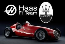 Na Alfa Romeo ook Maserati in de F1 ?!