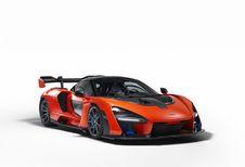 McLaren Senna: legendarische naam voor de P15