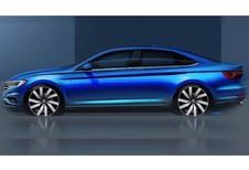 Volkswagen Jetta: nieuwe generatie is klaar